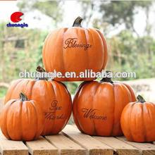 Wholesale Resin Pumpkins, Custom Pumpkin Model Decor