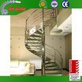 livre o projeto da escada em espiral com capa para atacado