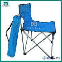 Portable fishing armless camping beach chair storage bag