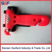 Utility motor emergency hammer tool