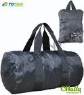 Fashion simple Light foldable duffel bag