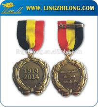 Custom Safety Pin Star War Medal Ribbon