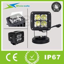 16W led fog lights 12V cree led car work light for truck flood beam WI3161
