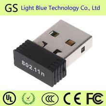 Wholesale Cheaper 150MBPS MINI USB WIFI Wireless Adapter 802.11 B/G/N NETWORK