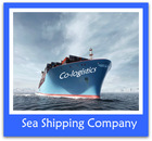 Shipping company in China to Angola