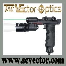 Vector Optics Corbra Tactical Flashlight with Green Laser