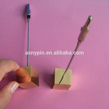 metal memo clip, gold memo holder clip, photo clip with metal holder