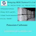 carbonato di potassio fertilizzante