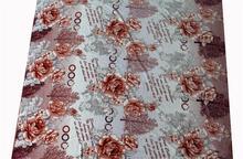 fashion custom flannel fabric printing duvet covers sheets