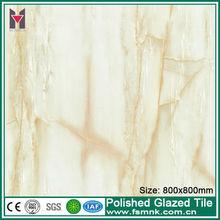 High Quality Factory Price Floor Decoration Tile 800x800 Glazed Tile