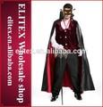 boa qualidade de vampiro mens roupa de cosplay