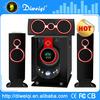 3.1 multimedia bluetooth subwoofer speaker for home