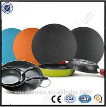 Hot sale pot Bottom Aluminium Circle 1200 for cookwares
