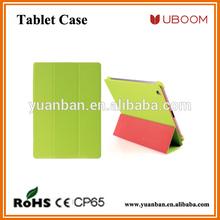 PU Leather smart case cover for iPad mini