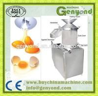 Commercial egg shell separating machine / egg breaker