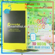 2014 popular e cigarette packaging box for bottle packing box for e liquid bottles