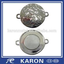 quality die casting golf bracelet ball marker in zinc