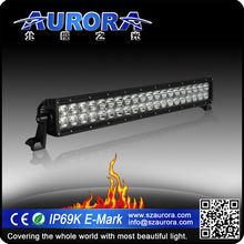"high quality AURORA 20"" led light bar amphibious utv"
