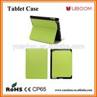 Universal PU leather folding case for iPad mini