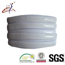 1/2'' White Non-slip Silicone Elastic Shoulder Tape