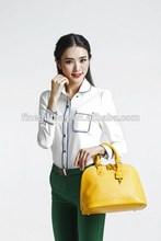 Latest Hot 2015 Designer Bags Women Handbag Brand 2014 Hot Selling Pure Leather Hand Bag