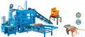 Qty4-20a calçada de tijolos paver máquina de tijolo da máquina