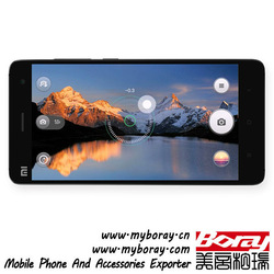 Xiaomi Mi4 smallest touch screen small and thin old man 3d sound dropship brand elder cellphone