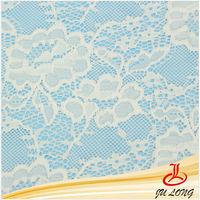 Nylon Lace Trim, Fashionable Lace Sale, White Lace Fabric Material