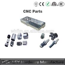 LFX factory cnc precision brass parts