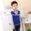 2014 niños al por mayor fabricantes de ropa de punto a mano de lana suéters de baby