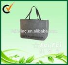 Branded new style 100% polyester felt shopping bag for promotional