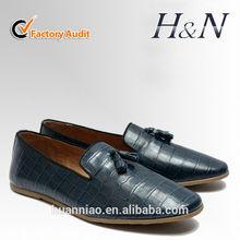 2014 latest flat sole men dress shoe