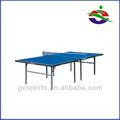doble de plástico de pescado de mesa de tenis de mesa jn0805