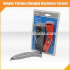 heavy duty blade fixed zinc alloy good hand feel utility knife