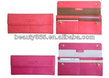 china long leather Wallet designer Purse clutch bag
