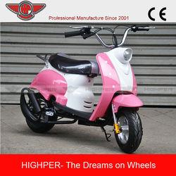 49CC New 2 Stroke Mini Kids Pocket Bike for Sale (PB112)