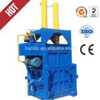 hydraulic silage press baler,used cardboard baler