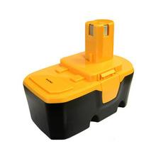RYOBI Power tool battery 18V Li-ion 2600mAh and 3000mAh for RYOBI 18V B-1815-S Cordless Drills