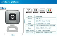 with free APP indoor plug and play onvif p2p ip camera