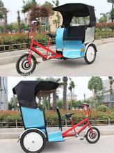Spain tourist bus electric rickshaw used