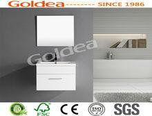 alibaba china suppliers wood color bathroom furniture