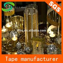 alibaba China whole !Christmas decorations packing glitter tape