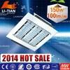 High quality China Manufactory Meanwell driver 150w led canopy lights ul