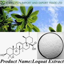 Organic 100%Natual Ursolic Acid Loquat Leaf Extract