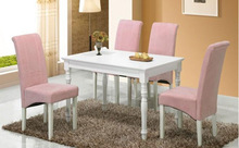 European Style Modern Wooden Dining Table