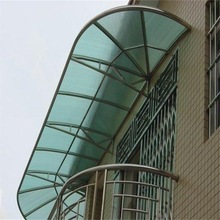 House / Shop Canopy Laminated Glass