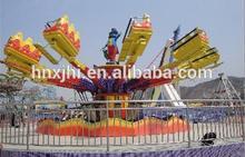 Hot selling amusement rides Super Jump machine rotary chair