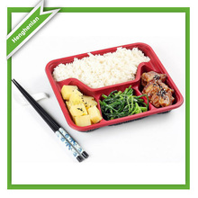Multipurpose disposable plastic plate with lid