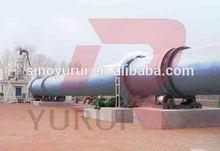 De alta calidad automático de óxido de zinc horno rotatorio/de aluminato de calcio de rotary k