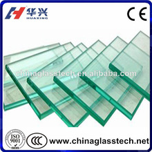 Building Glass Factory Price China Famous Brand Heat Strengthen Glass